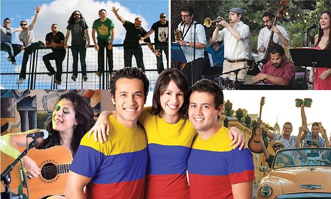 Celebremos a COLOMBIA