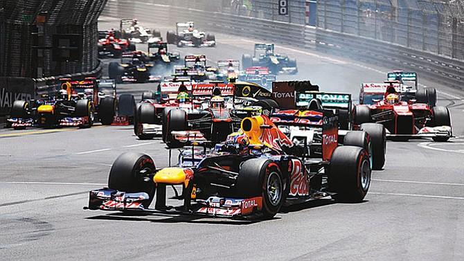 F1 en Reino Unido