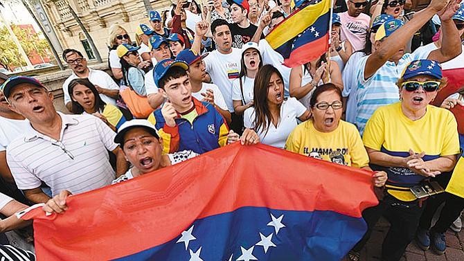 Plebiscito venezolano en Austin