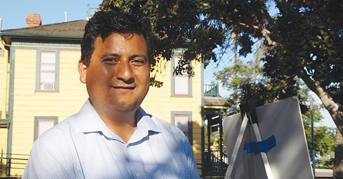 Busca Christian dar voz a los fronterizos en el gobierno de San Diego