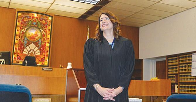 Invitada a Celebrando Latinas, Rachel Cano, una Juez de California con una brillante trayectoria profesional