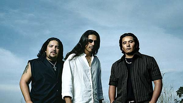 Los Lonely Boys  en San Antonio