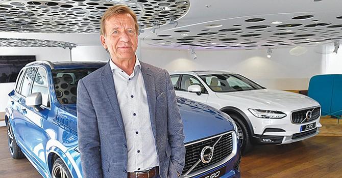 Llevarán motor eléctrico a partir de 2019 todos los autos Volvo