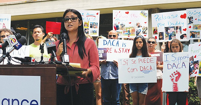 Defienden a soñadores, organización Alianza SD, a más de 40 mil jóvenes indocumentados en San Diego