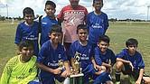 Libertadores kids