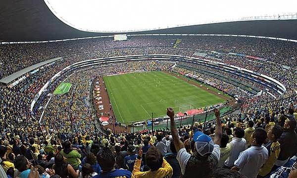 México propone al estadio 'Azteca'