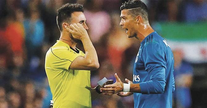 Fútbol: Rechazan recurso de apelación sobre Cristiano Ronaldo