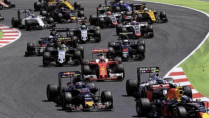 F1 en Bélgica