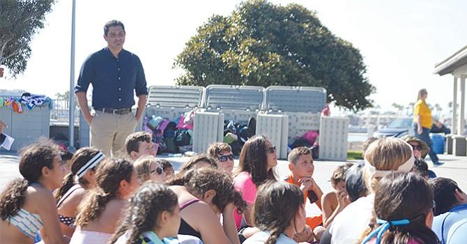 Concientizar a estudiantes sobre la importancia que reviste el libre acceso a parques de CA, destacan en reunión con niños