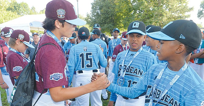Fraternidad en el deporte