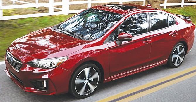 Subaru Impresa 2017