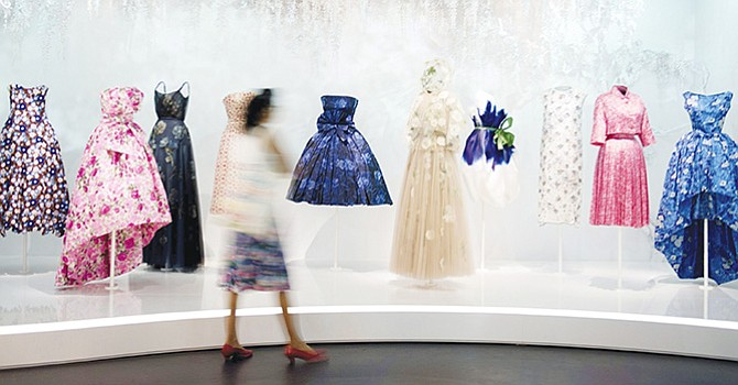 Y Dior nos trajo al mundo