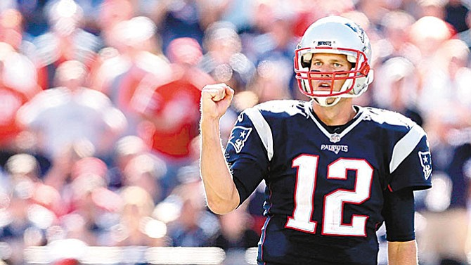 Los Patriots con Brady buscan repetir la historia