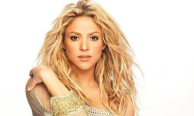 ¡Shakira estará en Texas!