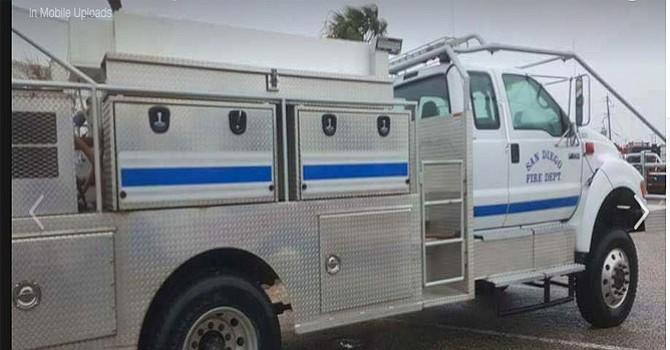 Cuadrillas de Bomberos de San Diego listos Para atender la emergencia en Houston, Texas