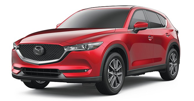 Mazda CX-5 del 2017