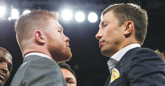 Prueba para el boxeo, la pelea 'Canelo'-Golovkin