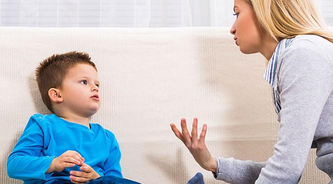 Lo importante es transmitir seguridad y tranquilidad a los niños y adolescentes