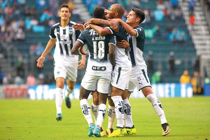 Monterrey es súper líder