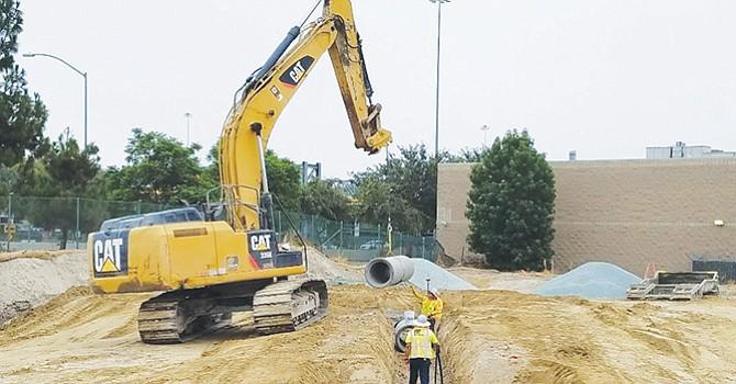 Avanza nuevo Centro de Tránsito de Otay Mesa, mejorará el flujo vehicular y será otra opción confiable para los fronterizos