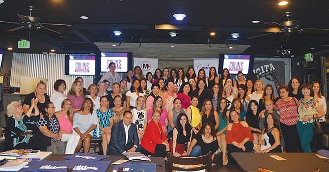 Empresarias de Tijuana y San Diego se reúnen para hacer crecer sus negocios, evento organizado por Celebrando Latinas y Más Mujeres de Poder
