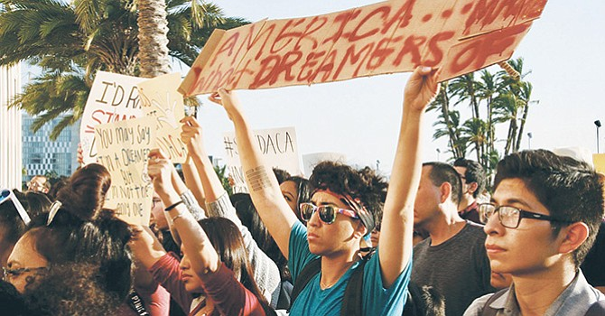 Los 'Dreamers' son en su mayoría mexicanos