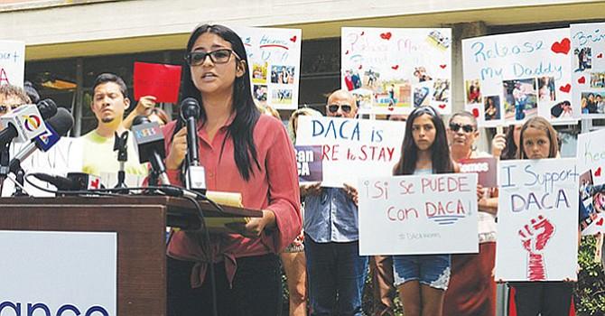 Los dreamers son parte de San Diego