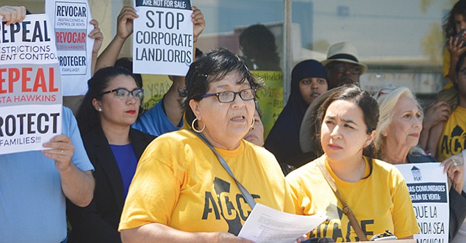 Parar presión de propietarios de casa de alquiler, piden inquilinos a Gobernador