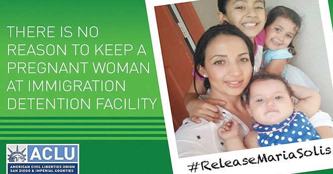 ICE libera a mujer embarazada; inmigrante mexicana enfrentaba posible deportación en San Diego