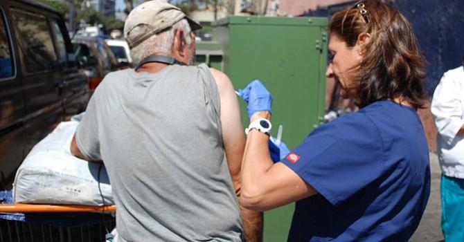 Extiende la junta de Supervisores del Condado de SD,  Declaratoria de Emergencia de Salud por hepatitis 'A'