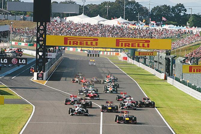 F1 en Japón