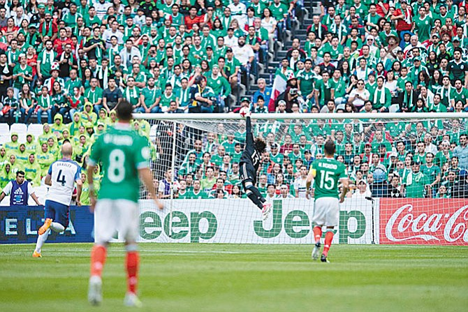 México jugará amistosos