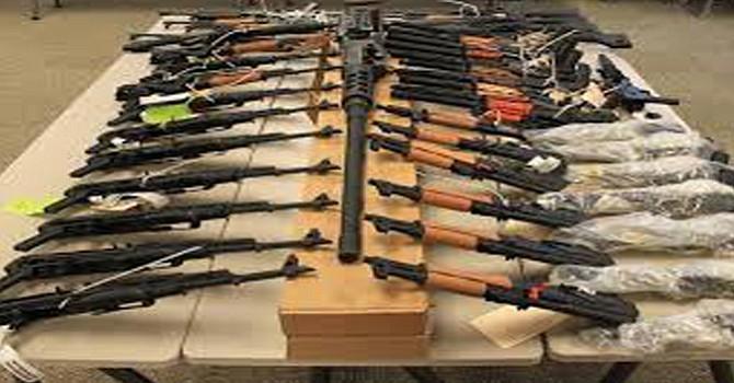 Presentan más de un centenar de legisladores, propuesta de Ley de Prevención de Armas Automáticas de Fuego