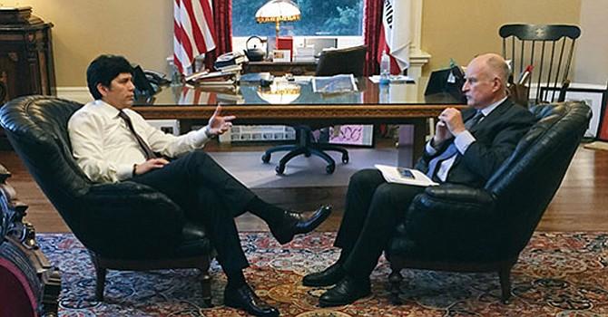 Firma California ley que le convierte en estado santuario
