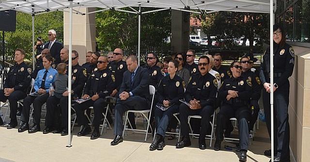 El gobierno de Chula Vista busca llenar 9 vacantes en su Departamento de Policía, frente a una población creciente