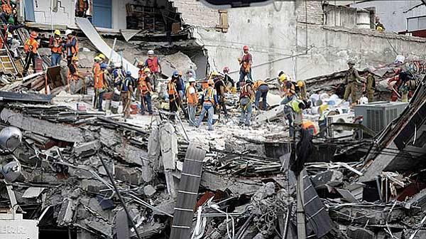 TERREMOTO DE MÉXICO: Corrupción fue clave en el nivel de destrucción