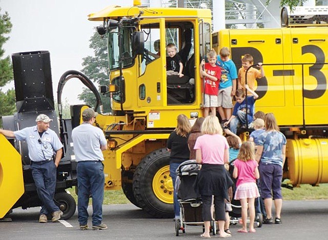 Regresa el Touch-A-Truck