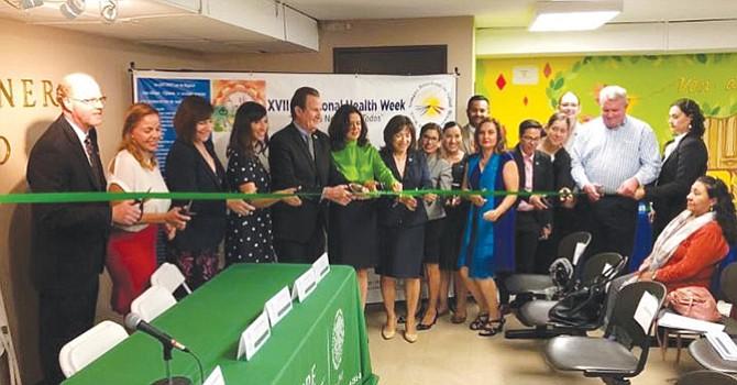 Inauguran la Semana Binacional de Salud, la intención es mejorar el bienestar de los latinos