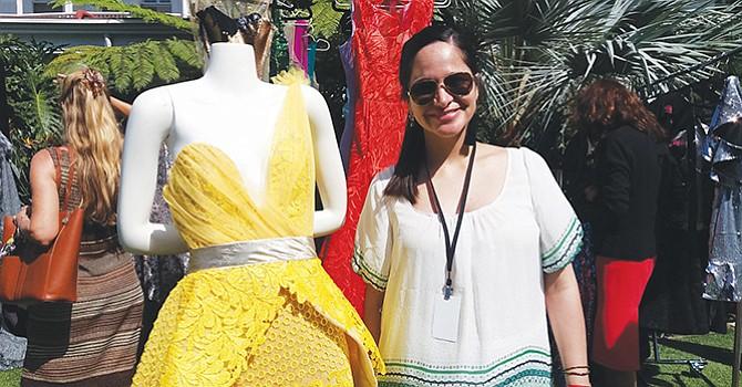 Mexicana triunfa en la Semana de la Moda de San Diego; concluye pasarela de grandes diseñadores de talla internacional