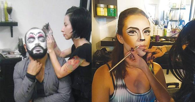 Experta en maquillaje de fantasia da consejos para obtener un maquillaje perfecto para 'Halloween'