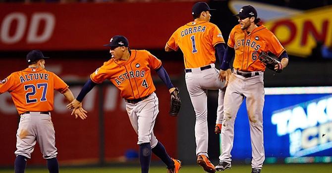 Juegos de campeonato Angeles Dodgers va contra Chicago Cubs, mientras New York Yankees se enfrenta a Houston Astros