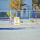 Un aviso, el indicador de que el permiso fue revocado a Beacon Classical Academy Charter School. Foto: Horacio Rentería/El Latino San Diego.