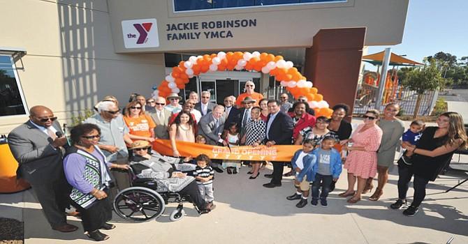 Gran impacto    En la vida y la salud física de los demás; remodelan y  amplían instalaciones de YMCA del Condado de SD