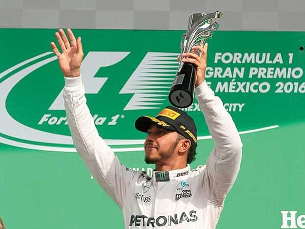 Hamilton, tetracampeón mundial