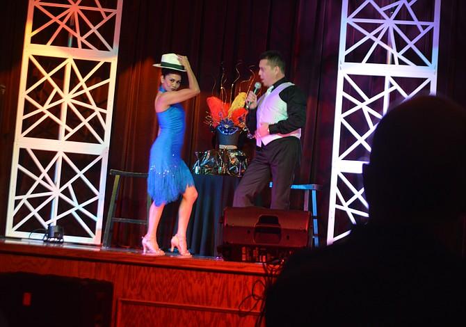 Noche de Mambo, Carnaval y Romance  destacó la versatilidad y calidad  dancística e interpretativa de HAT