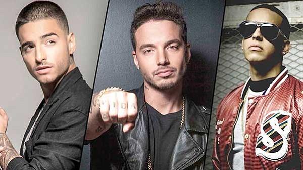 Explosión musical  en los Grammy Latino