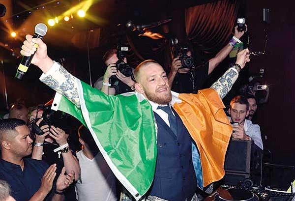 El nuevo objetivo de McGregor