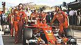 A TODA MAQUINA. Ferrari, un nombre importante y muy ligado a la Formula 1, podría dejar la alta competencia debido a diferencias con la dirigencia que regenta la máxima categoría del automovilismo.