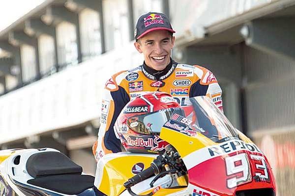 Cuarto título mundial para Márquez