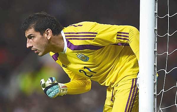 Tigres: Guzmán reforzaría al  River Plate el próximo año